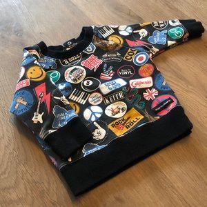 Retro Rocker Sweatshirt